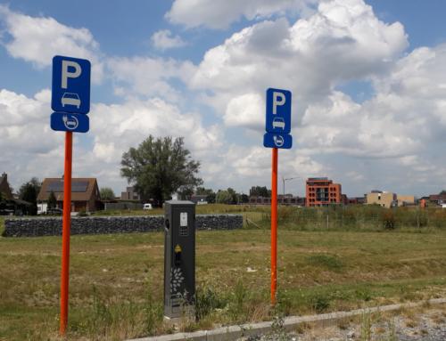 Autolaadpaal op de Vloei operationeel